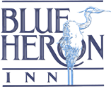 Blue Heron Inn logo